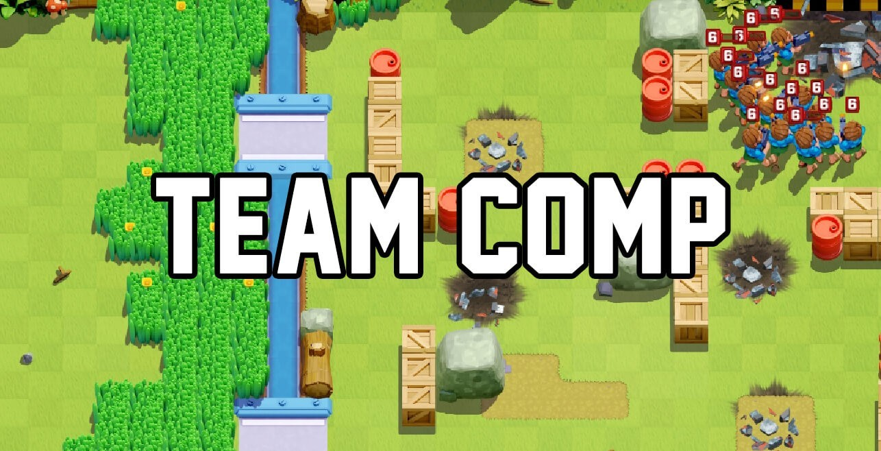 Best Team Compositions for New Players in Rush Wars