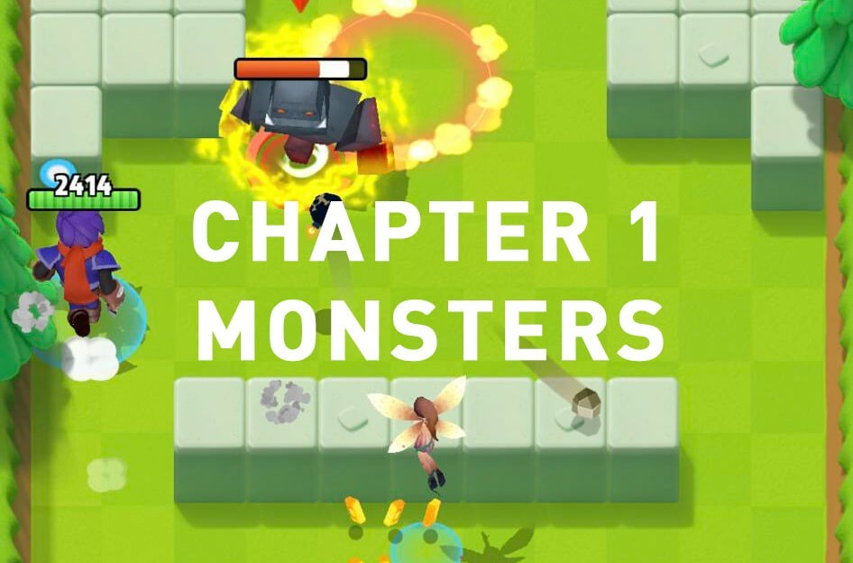 chapter 1 monsters
