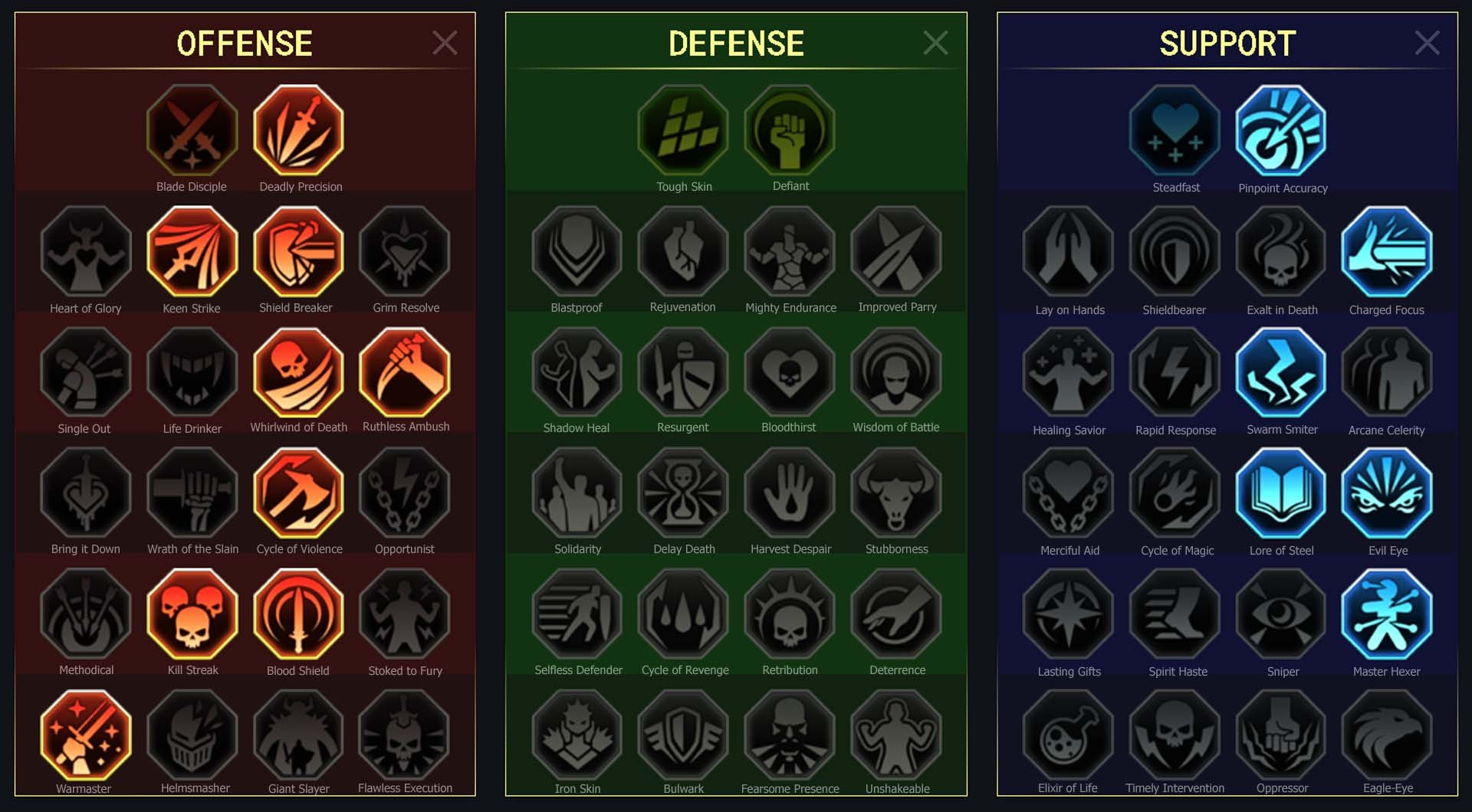 Rae Arena Campaign Faction Wars