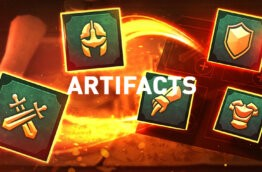 Best Artifact Sets and Accessories (Gears)
