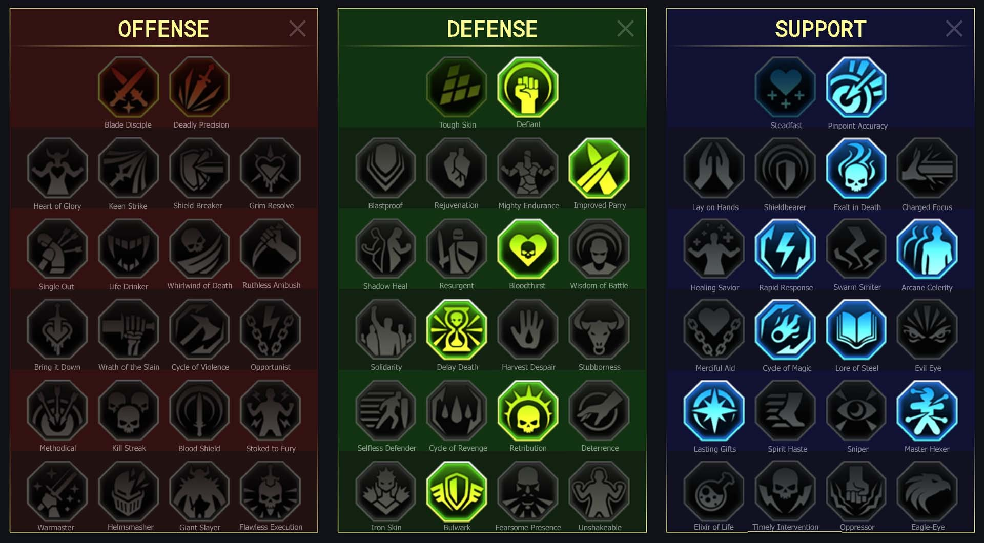 Rearguard Sergeant Arena Campaign Faction Wars