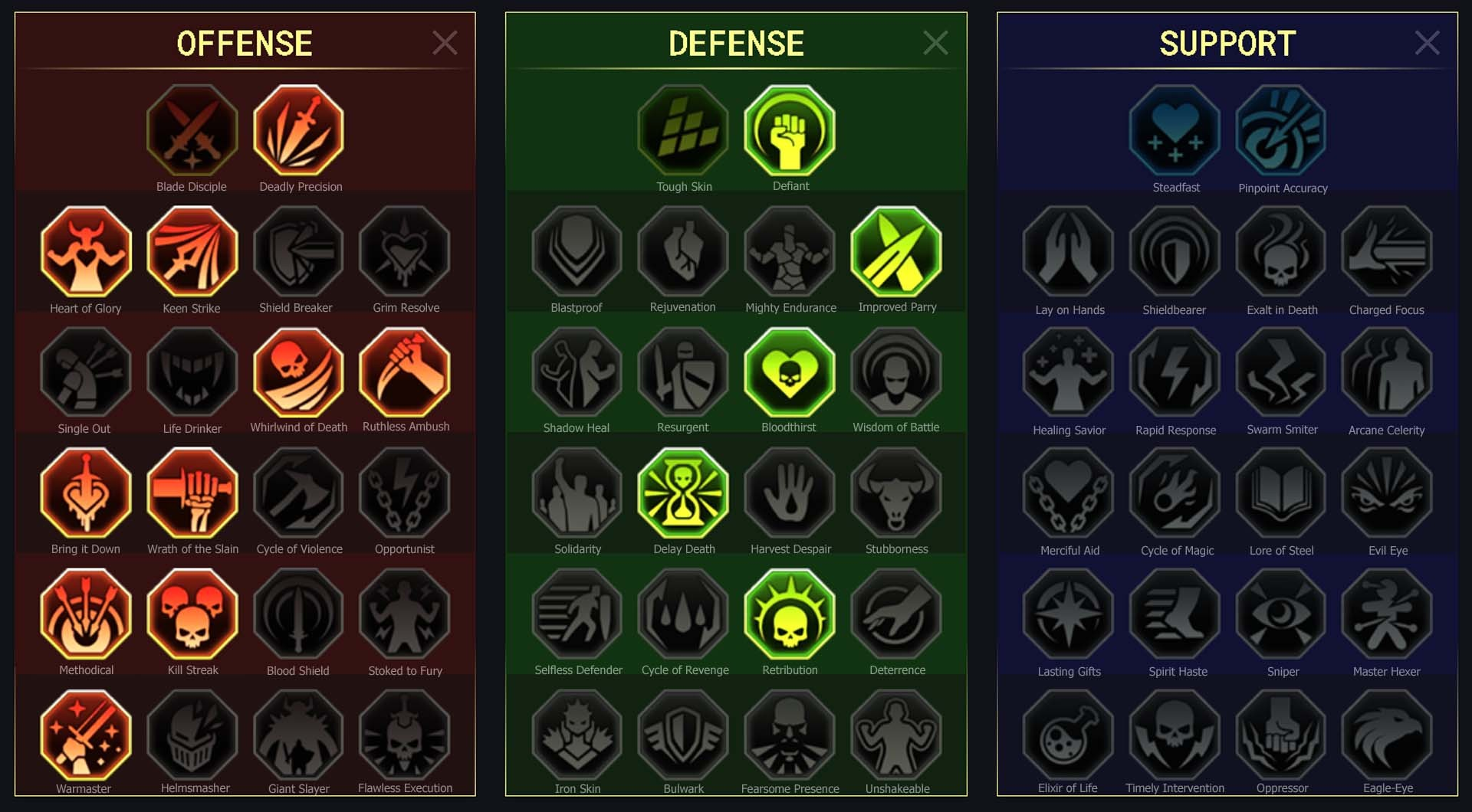Relickeeper guide