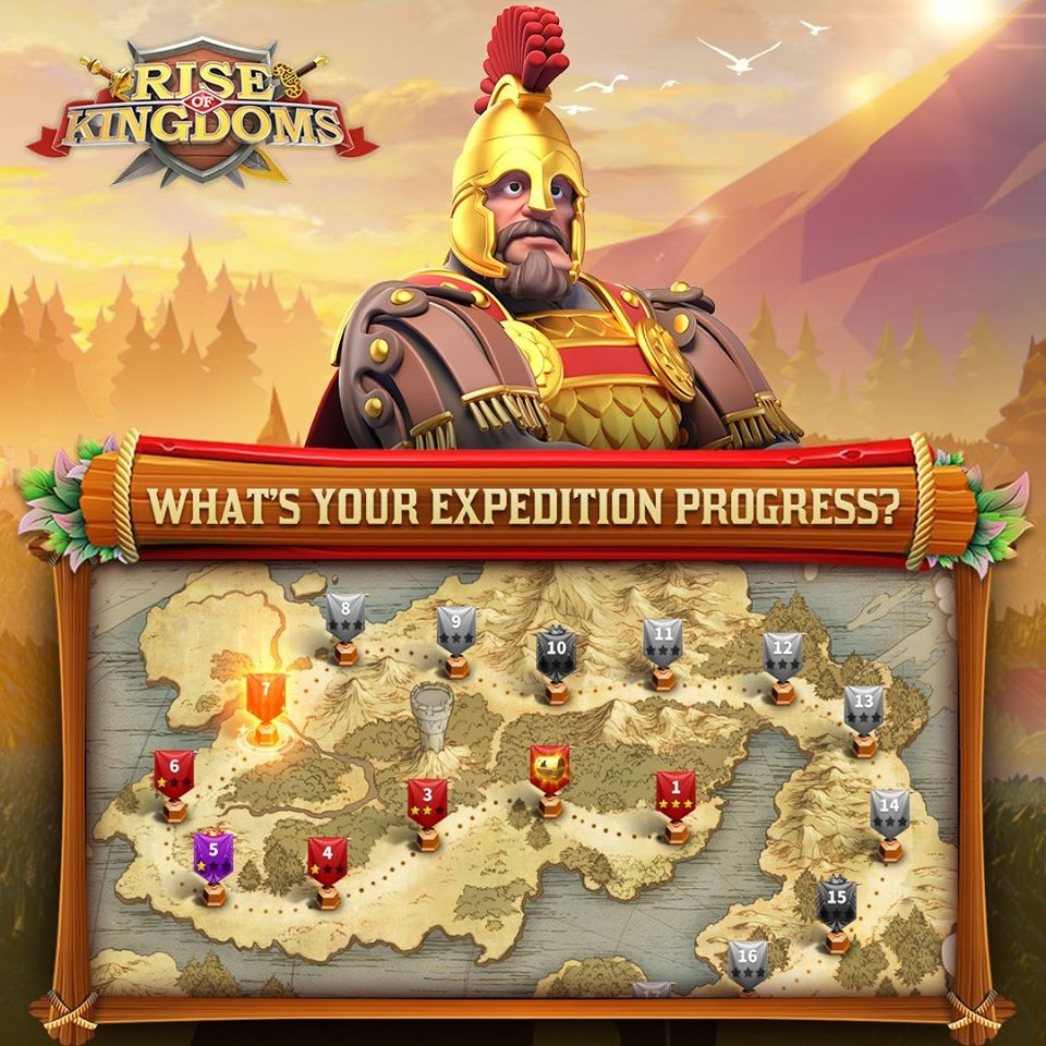 Rise of Kingdoms Expedition