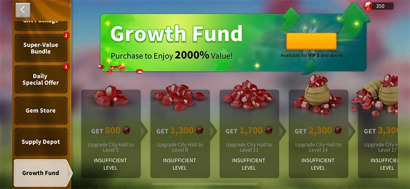 afk arena Growth Fund
