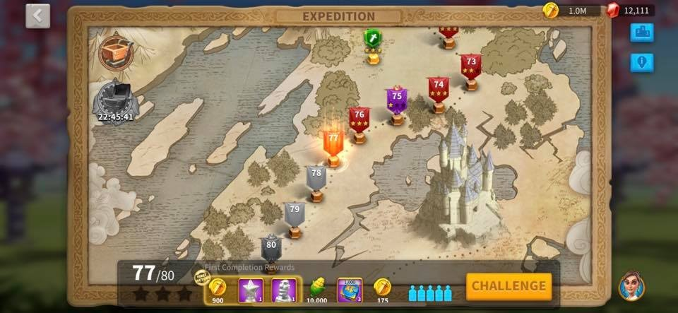 expedition Rise of Kingdoms